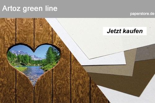 Artoz Papier Serie Green Line